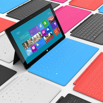 Microsoft Looks to Scratch the Surface