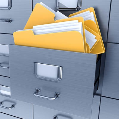 Get Rid of Those Filing Cabinets with Document Management